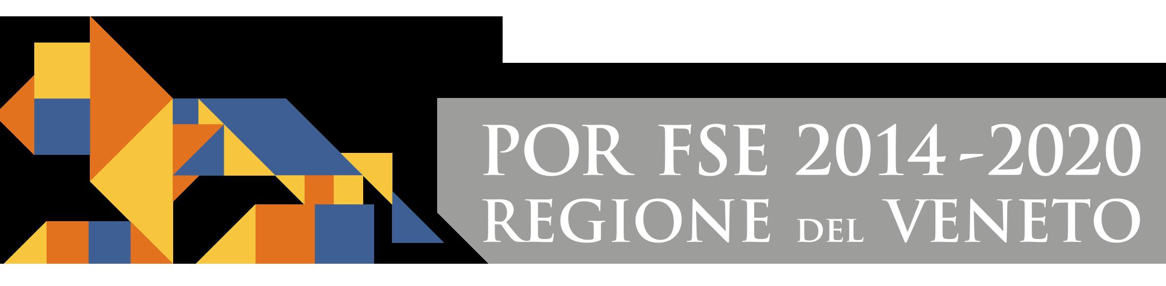 Logo FSE 2014-2020 Orizzontale